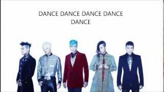 BIGBANG - FANTASTIC BABY (LYRICS ROMANIZED)