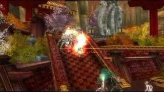 Guild Wars Factions Gameplay Trailer