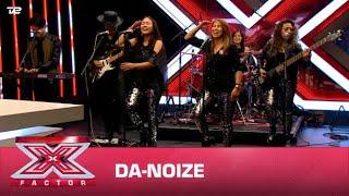 Da-Noize synger 'Gimme! Gimme! Gimme!' - Abba (Audition)   X Factor 2020   TV 2