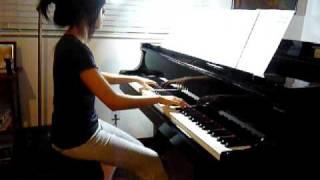 Caramelldansen (Speedycake Remix) on Piano