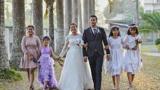 Our wedding story _ Setalu & James