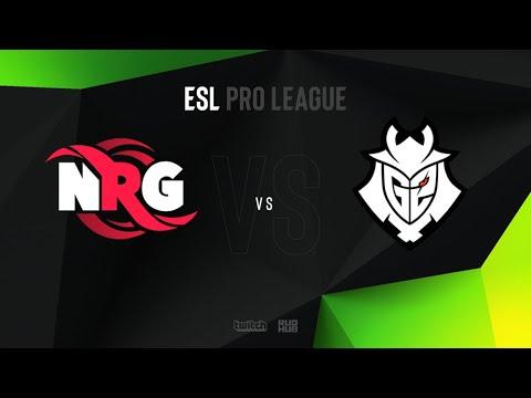 NRG Vs G2 - ESL Pro League Season 9 Finals - Bo3 - Map3 - De_overpass [ceh9 & Gromjkeee]