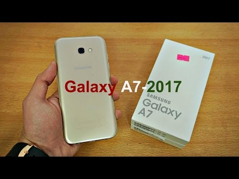Samsung Galaxy A7 2017: Upcoming Mobile Specifications, Features and