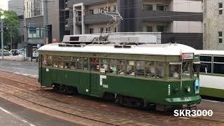 広島電鉄 570形(582号) 広電市内線 2018.6