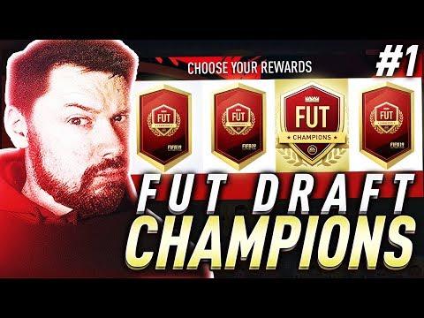 FUT DRAFT CHAMPIONS! - FIFA 19 Ultimate Team #01