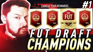 FUT DRAFT CHAMPIONS! - FIFA 19 Ultimate Team #01