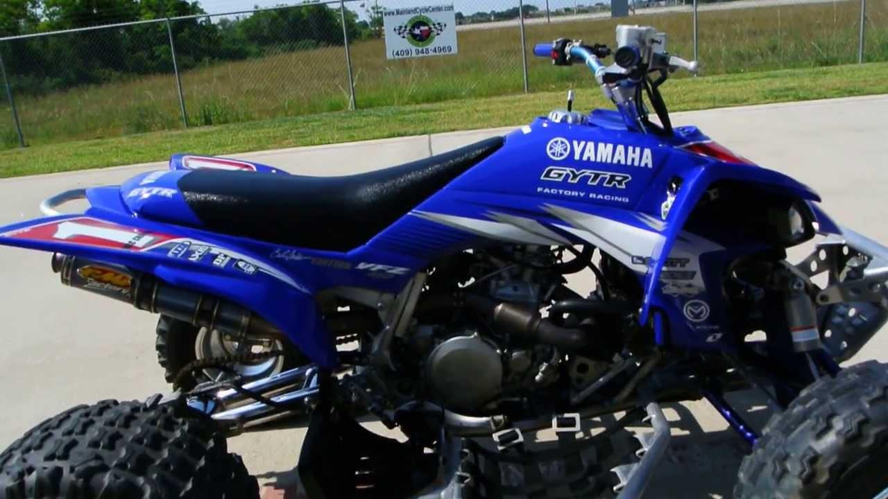 Yamaha Yfz450 Bill Ballance Edition Sport Quad