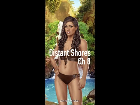 Stranded W/ Charlie & Edward: Distant Shores Ch 8