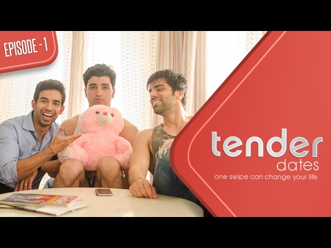 Tender Dates | S01E01 | New Web Series India 2017 | One Swipe Can Change Your Life | The Big Shark
