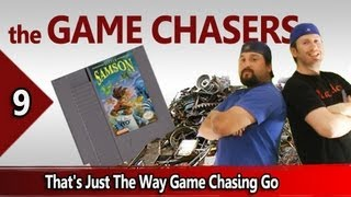 The Game Chasers Ep 9 - That's Just The Way Game Chasing Go
