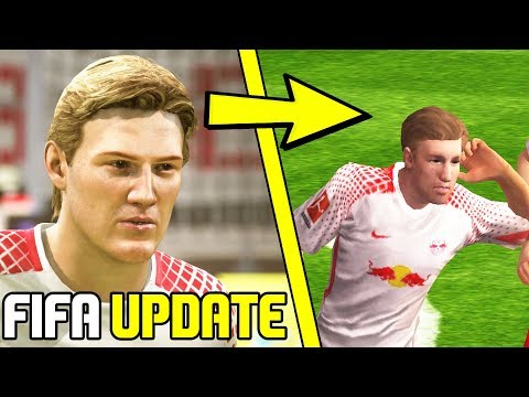 NEW PLAYER FACES COMING IN FIFA 19 or WORLD CUP GAME (Saúl & Others)