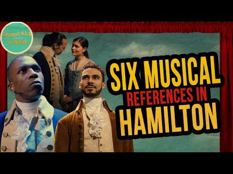 "JESSWORLD Episode 58 - Six Musical References in ""Hamilton"""