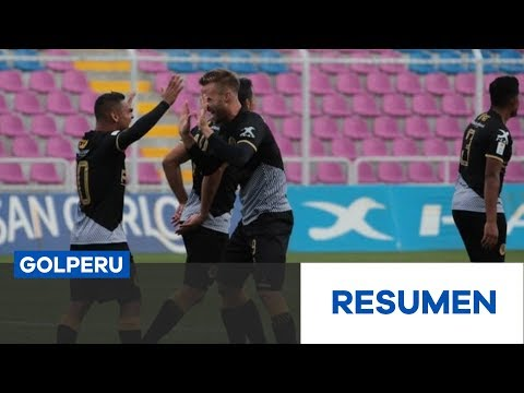 Resumen Cusco FC vs Melgar (3-1)