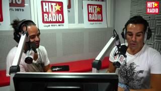 Elam Jay dans le 19-21 avec Samad et Tayeb sur HIT RADIO
