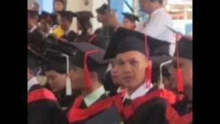 reynante!!!! graduation day batch( 2013)( negros oriental state university bais)