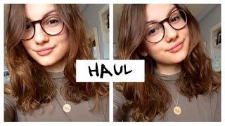 HAUL (Wood Wood, Vans, Lush, The Body Shop, ...)