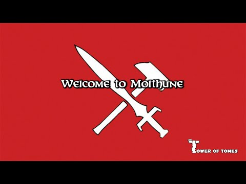 Pathfinder: Welcome to Molthune |
