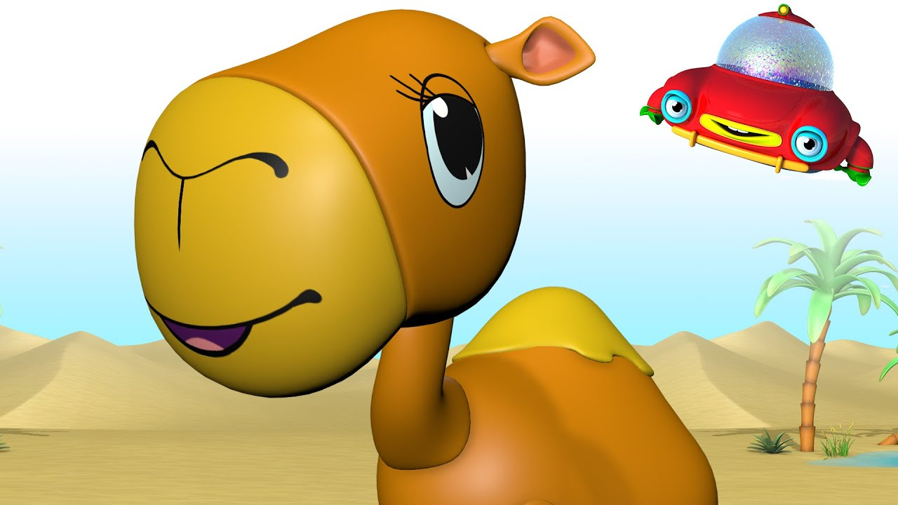 tutitu animals animal toys and songs for children camel youtube - Picture For Children