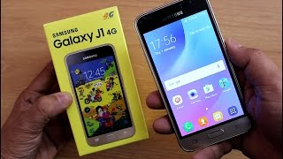 Samsung Galaxy J1 4G Unboxing amp Quick Review Samsung Cheapest 4G Hindi