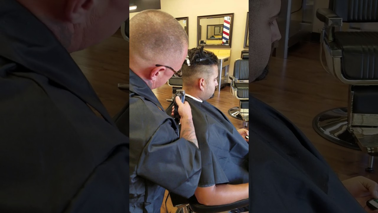 West Coast Barber College Oceanside Ca Youtube