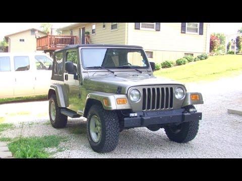 2004 Jeep Wrangler Sahara | Updated Full Tour & Start Up