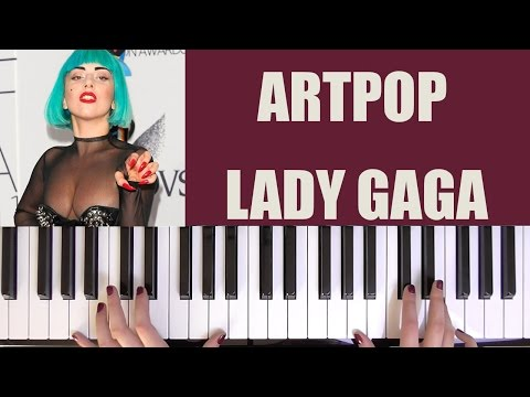 HOW TO PLAY: ARTPOP - LADY GAGA