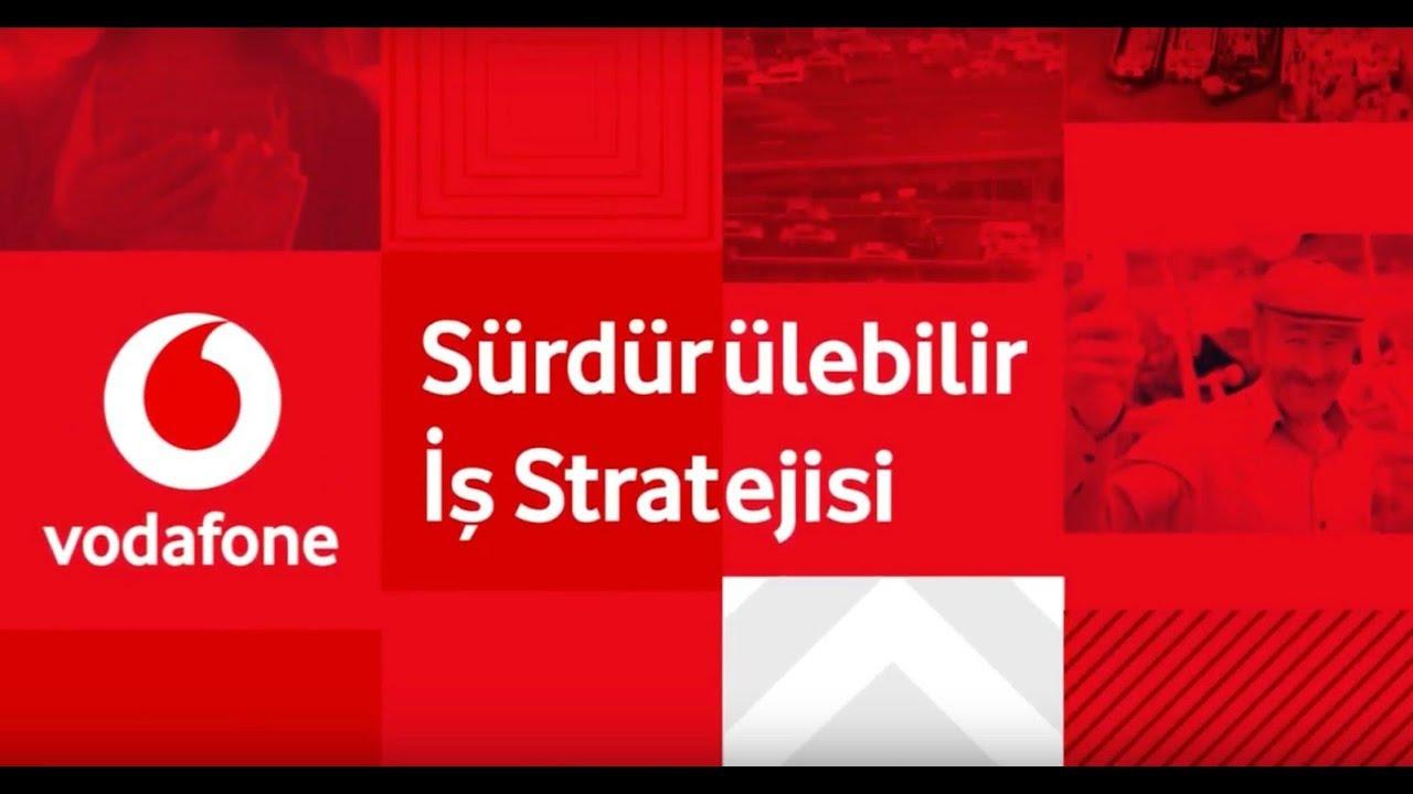 Vodafone'da Sürdürülebilirlik Faaliyetlerimiz