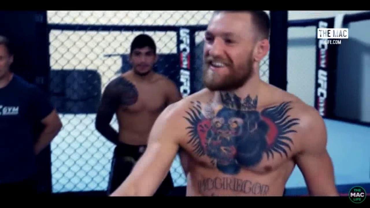 """最敢包裝的格斗明星!UFC首位雙冠王""""嘴炮""""到底紅到什么程度? - YouTube"""