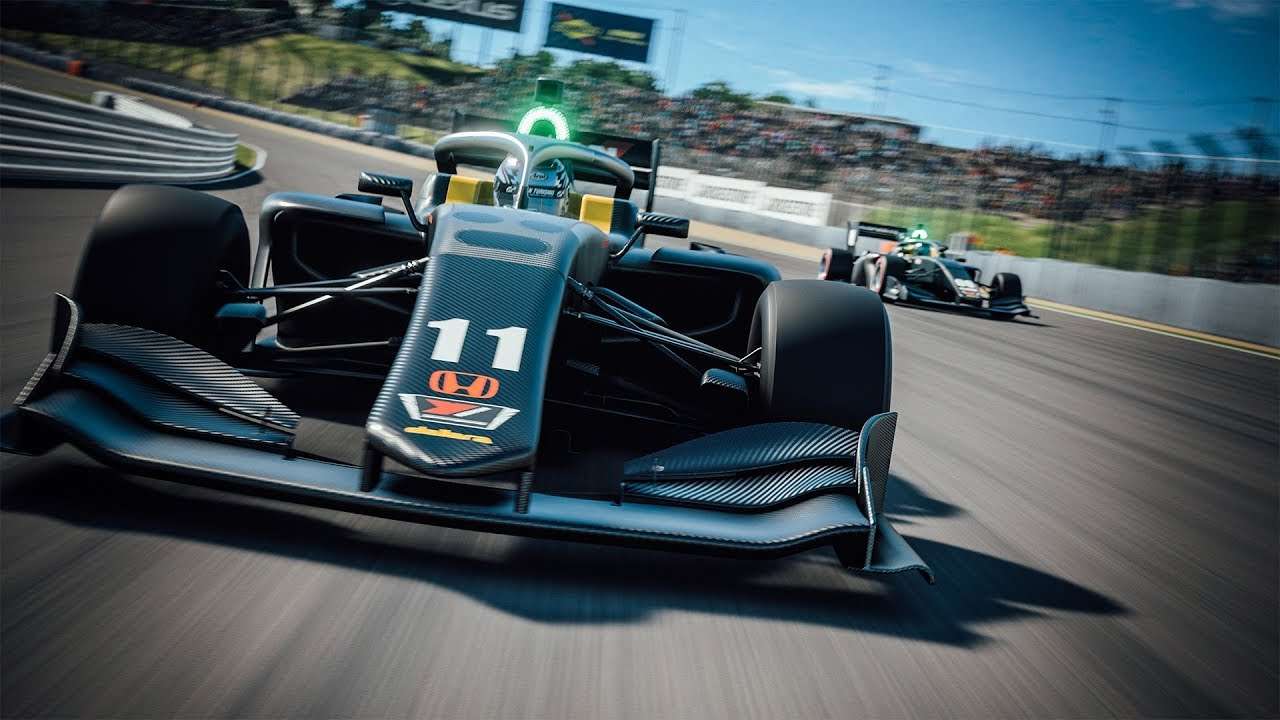 The 2019 Spec Super Formula Arrives to Gran Turismo Sport! - NEWS