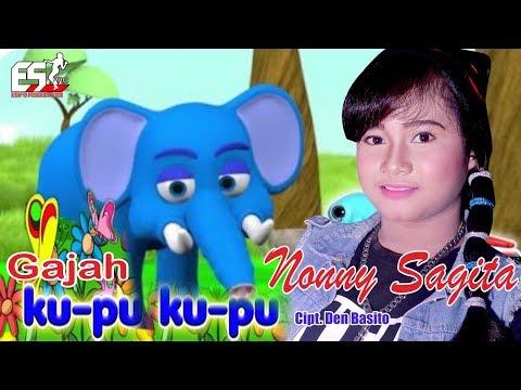 Nonny Sagita - Gajah Kupu Kupu [OFFICIAL]
