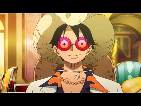 ONE PIECE FILM GOLD - Bande-annonce VF [2016]