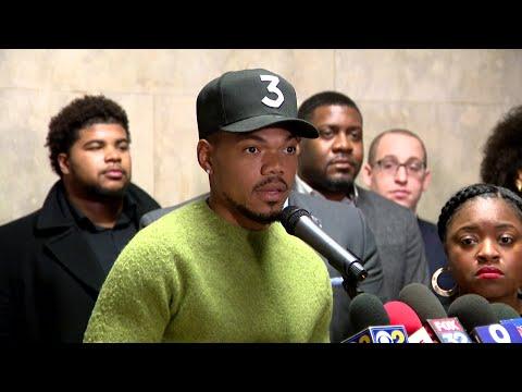 Chance The Rapper Backs Toni Preckwinkle In Mayor's Race