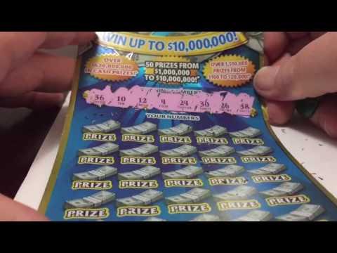 "Florida lottery ""old vs new"" $25 ticket showdown"