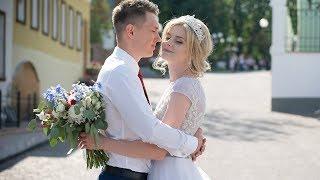 Максим и Алина. Свадебный клип