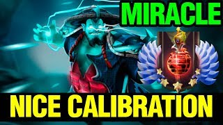 NICE CALIBRATION - MIRACLE- STORM SPIRIT - Dota 2