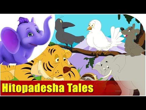 The Best of Hitopadesha Tales in Hindi