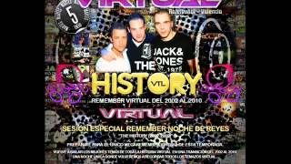 Miguel Serna, Ismael Lora & Raul Soto Virtual dance Agosto 03.wmv