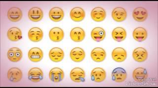O significado  real do emogi do whatsapp