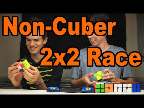 How Many 2x2's Can I Solve While My Friends Solve 1?