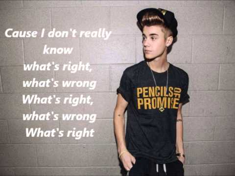 Justin Bieber-Heartbreaker(Lyrics) 2013