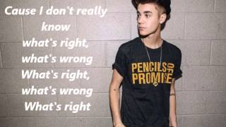 Justin Bieber-Heartbreaker(Lyrics) 2013