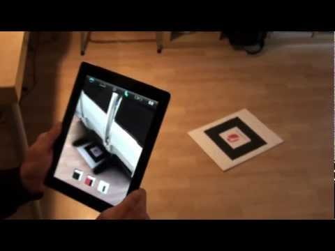optimARes: Augmented Reality Seat Viewer