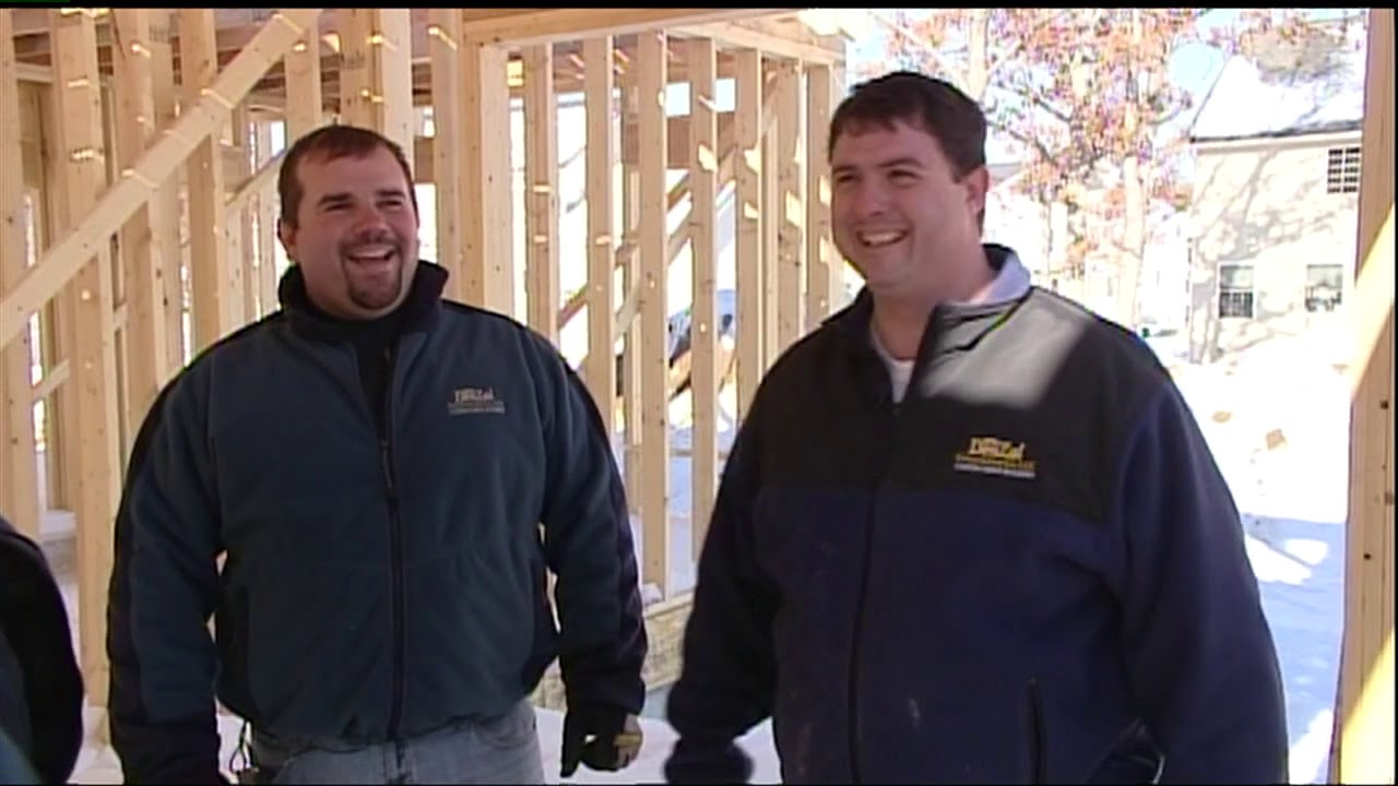 DenZal Construction on WNEP's Home and Backyard - YouTube