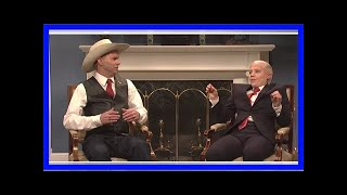 Kate mckinnon-as-jeff sessions tells roy moore he is 'too alabama' in hilarious 'snl' skit