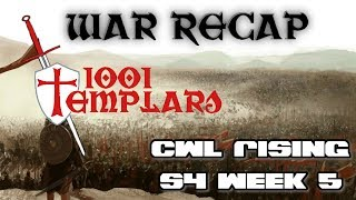 1001 Templars vs. Assam Autobots | CWL Rising Season 4 Week 5 | Clash of Clans