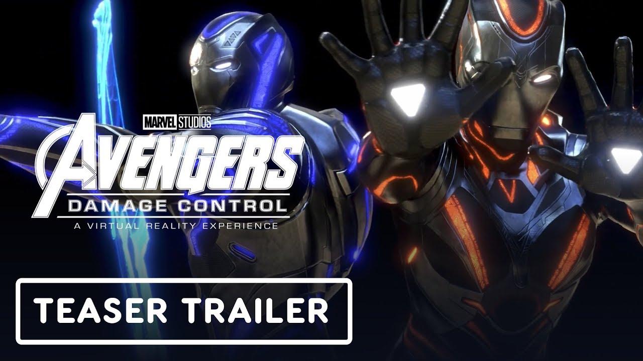 Avengers: Damage Control VR - Official Teaser Trailer