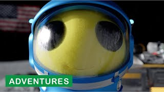 Benny & Bella's Journey Home from Space 🚀| Benny the Bee