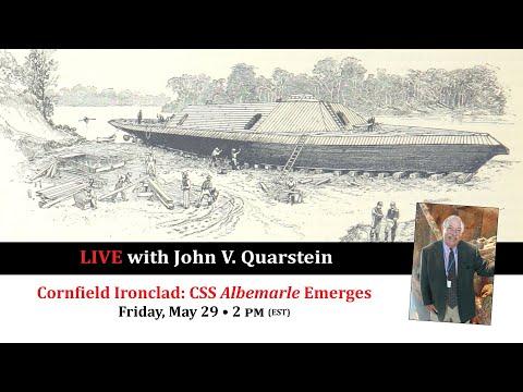 Cornfield Ironclad: CSS Albemarle Emerges - John V. Quarstein