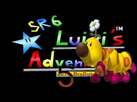 Star Revenge 6: Luigi's Adventure (Blind) - Part 5   EZPZ Dorcha Wiggler