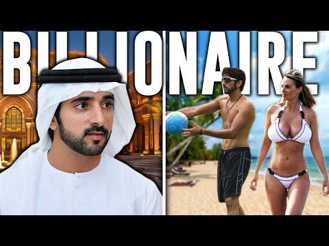 Crown Prince of Dubai (Fazza) Billionaire Lifestyle